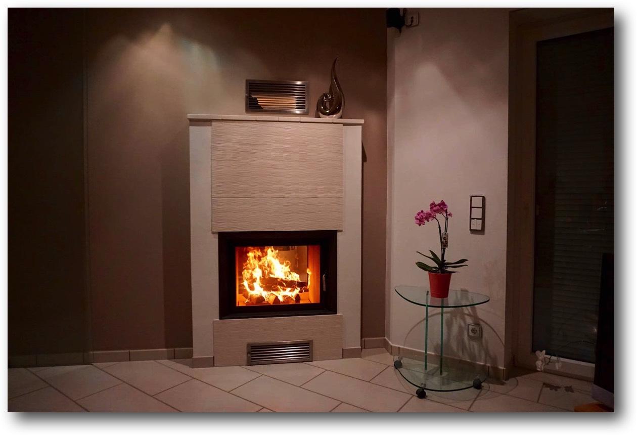 was zeichnet einen edlen kamin mit keramik aus. Black Bedroom Furniture Sets. Home Design Ideas