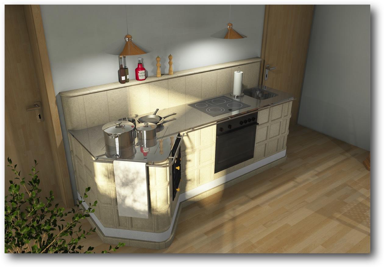 zeigen sie geschmack kochen und backen mit einem kachel herd. Black Bedroom Furniture Sets. Home Design Ideas