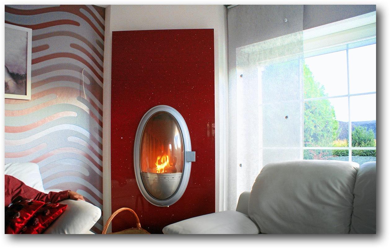 Kaminbau Leipzig cooler look und trendiges design kamin mit naturstein